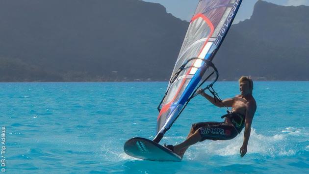 Séjour croisière windsurf entre la Corse et la Sardaigne