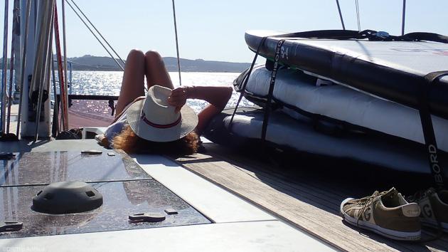 Séjour croisière windsurf en Sardaigne