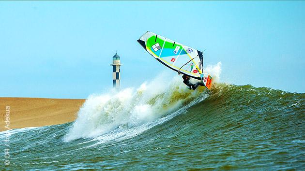coaching planche et windsurf au Pérou