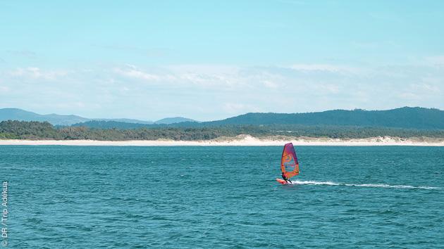 Séjour windsurf à Viana do Castello au Portugal