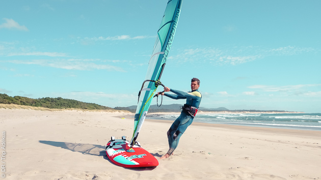 vacances windsurf au Portugal
