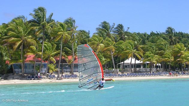 Freeride en Guadeloupe