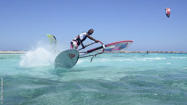 centre de windsurf en Egypte