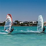 Commentaire de Vincent sur son séjour windsurf à El Gouna en Egypte avec Sherif
