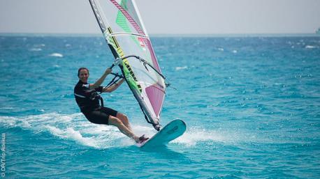 Conditions idéales pour votre séjour windsurf à Safaga