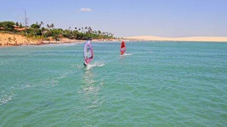 Votre séjour windsurf à Jericoacoara au Brésil
