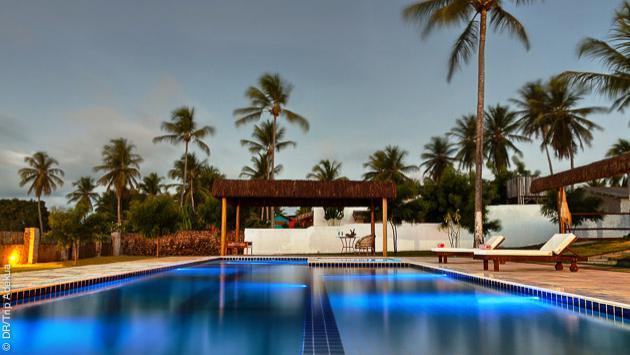 super pousada avec piscine à Sao Miguel do Gostoso