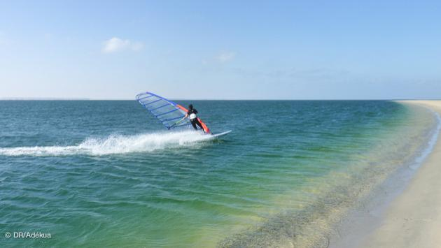 votre séjour windsurf à Dakhla à la découverte de vague secrète