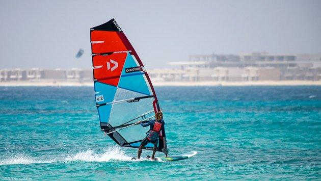 Votre séjour windsurf de rêve à Sal au Cap Vert