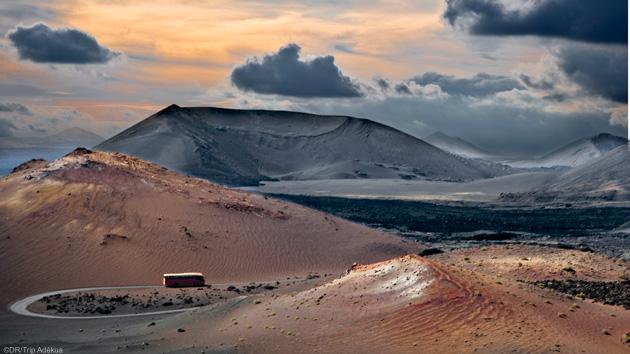 Parcourez l'île de Lanzarote entre deux sessions de windsurf