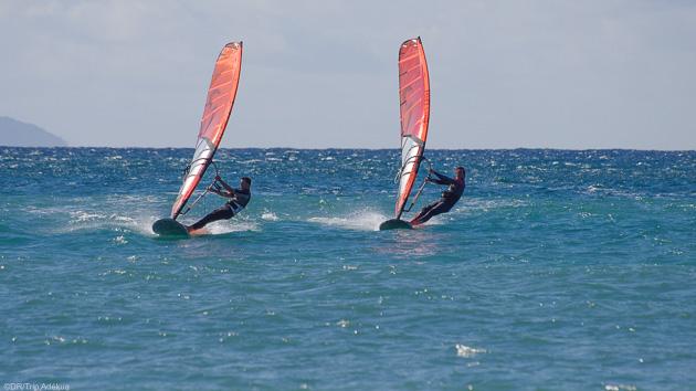 Votre croisière windsurf à Ibiza aux Baléares