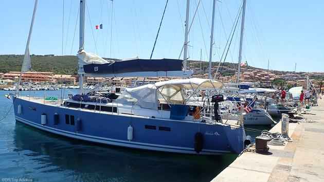 Notre voilier tout confort pour des vacances de rêves à Ibiza