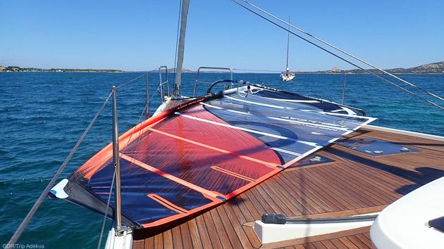 Profitez des meilleurs spots de windsurf des Baléares