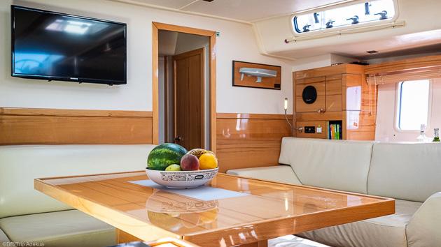 Votre voilier tout confort pour une croiisère inoubliable en mer des Baléares