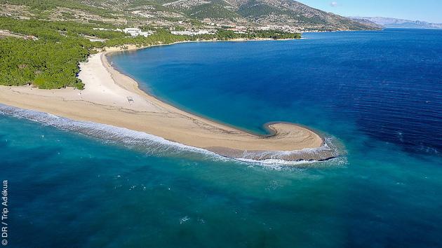 Un séjour windsurf de rêve en Croatie