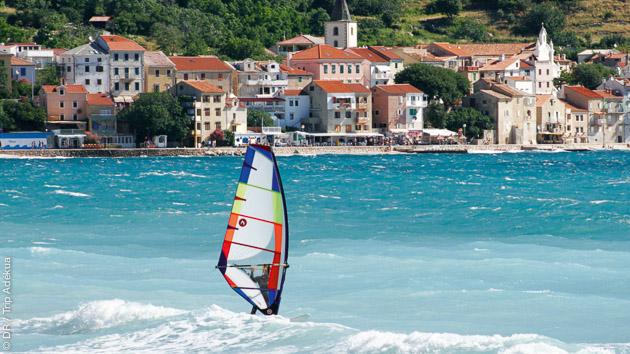 Progressez sur les meilleurs spots de Croatie