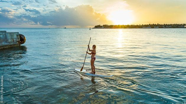 Windsurf, SUP, profitez d'un séjour inoubliable sur un voilier