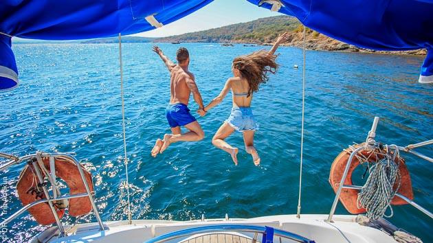 Une croisière inoubliable sur un voilier entre la Corse et la Sardaigne