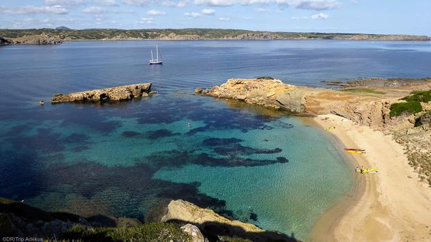 Votre croisière windsurf en mer des Baléares