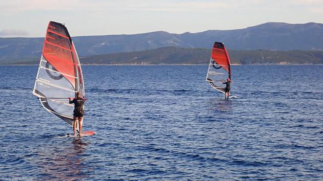Vos sessions de windsurf inoubliables en mer des Baléares