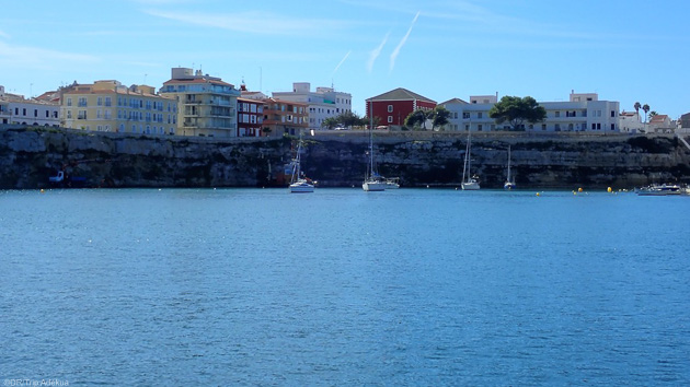 découvrez la beauté de l'île de Minorque en mer des Baléares