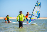 A la découverte du windsurf au sud de Fuerteventura - voyages adékua