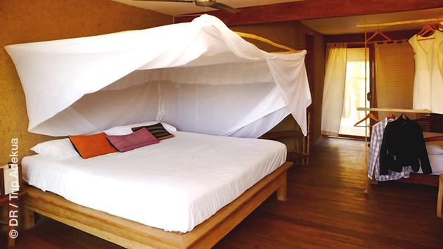 votre chambre en ecolodge à Mancora