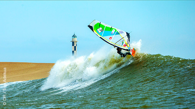 stage coaching windsurf à Mancora