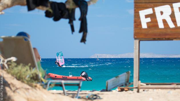Profitez du soleil de la Crète pour un séjour windsurf inoubliable