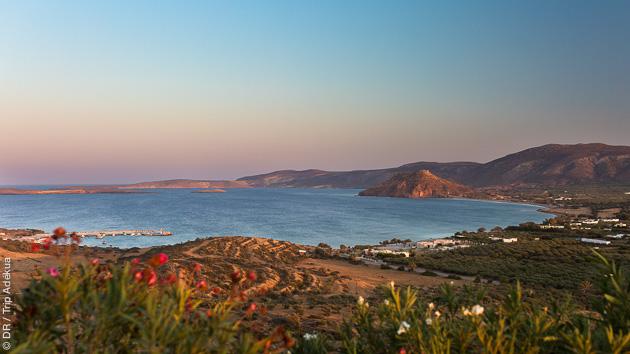 Venez profiter du Meltem pour naviguer en windsurf en Crète