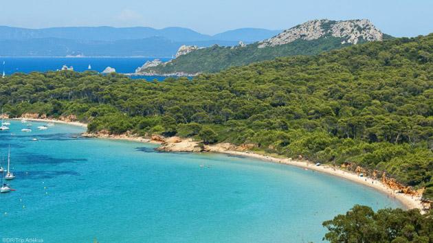 Votre séjour windsurf sur la Presqu'île de Giens dans le Sud de la France