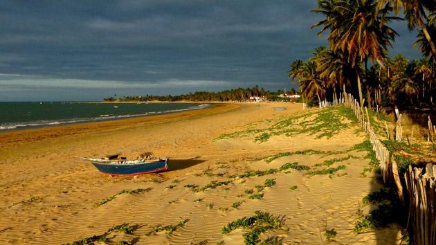 Venez découvrir le Brésil et naviguer dans les vagues d'Icarai