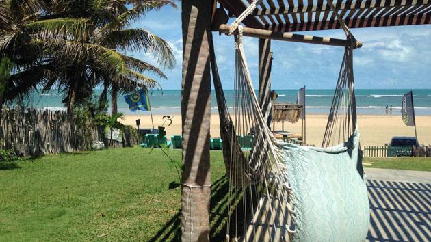 Votre pousada sur le spot de windsurf pour un séjour de rêve au Brésil