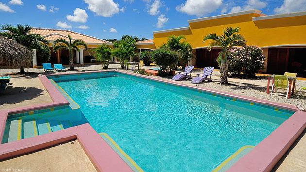 Votre guest house tout confort pour votre séjour windsurf à Bonaire
