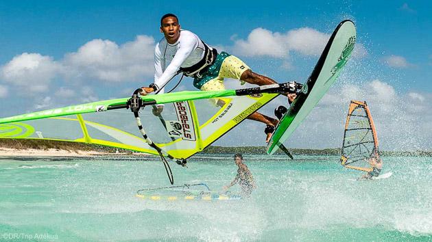 Votre séjour windsurf à Bonaire avec hébergement en guest house