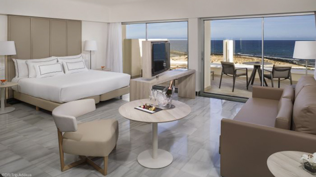 Votre hôtel 5 étoiles face au spot de windsurf de Lanzarote aux Canaries