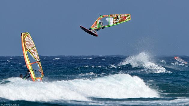 Lanzarote, l'autre pays du vent aux Canaries
