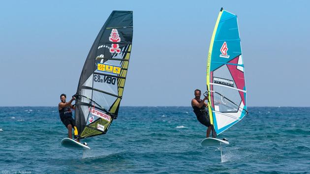 Naviguer en windsurf dans les meilleures conditions à Lanzarote