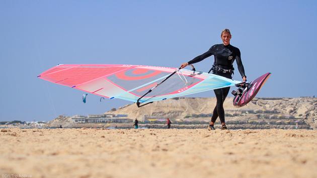 Progressez pendant votre séjour windsurf à Dakhla au Maroc