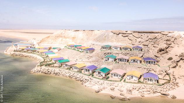 Savourez tout le confort du PK25 sur la lagune de Dakhla