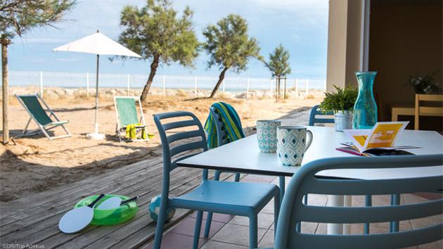 Votre hébergement tout confort à deux pas de la mer à Gruissan