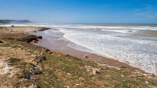 Le spot de Moulay pour un séjour windsurf de rêve au Maroc