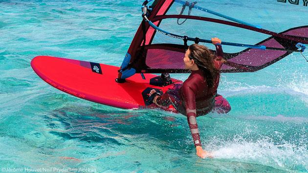 Des vacances windsurf de rêve à Bonifacio