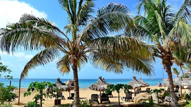 votre résidence-hôtel idéalement situé à Sal au Cap vert