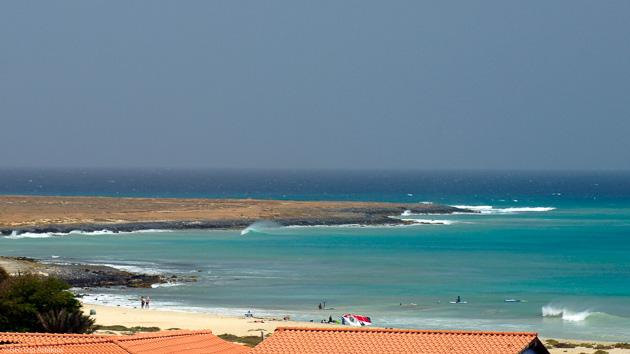 Naviguez et progressez en kite sur les meilleurs spots de Sal au Cap Vert