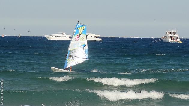 vacances windsurf à Safaga