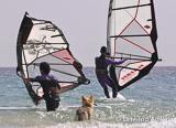 Trip windsurf au Sud de l'Espagne, près de Tarifa - voyages adékua