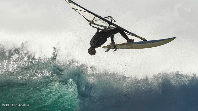 louer du matos de windsurf à bolonia près de Tarifa