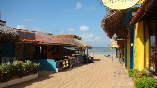 Découvrez Jericoacoara pendant votre séjour windsurf au Brésil