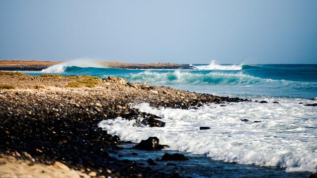 Découvrez l'île de Sal au Cap Vert pendant votre séjour windsurf